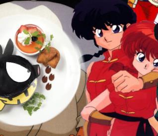 I café di Ranma 1/2 aprono in Giappone per i 30 anni della serie