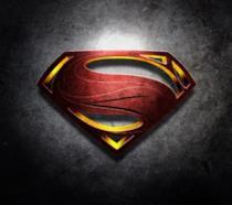 La S simbolo di Superman, tratta dal film L'uomo d'acciaio
