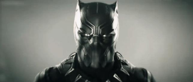 Un'immagine di Black Panther