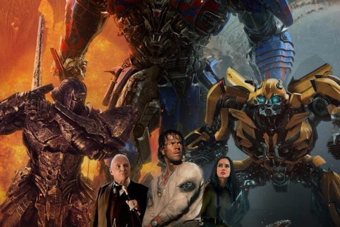 Poster promozionale del quinto capitolo del franchise