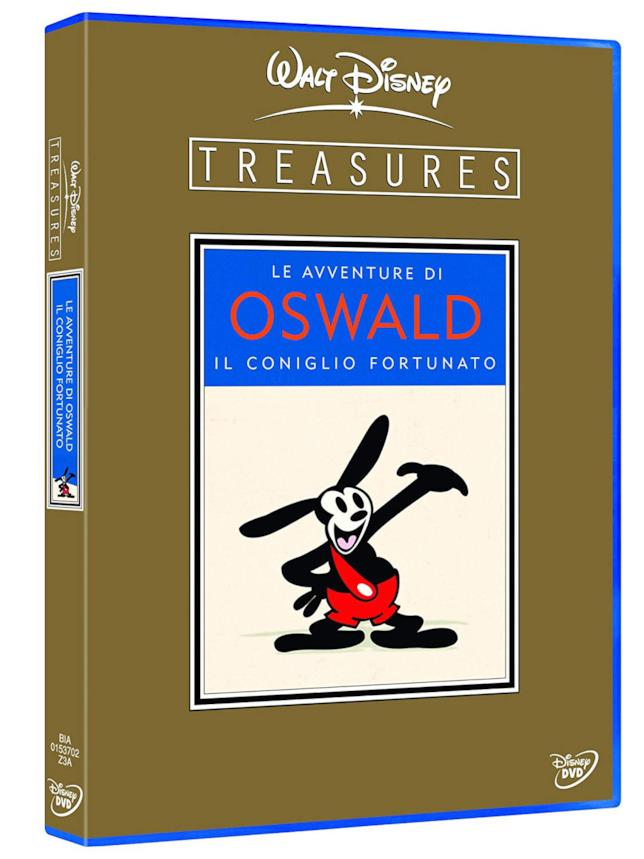 Le avventure di Oswald - DVD