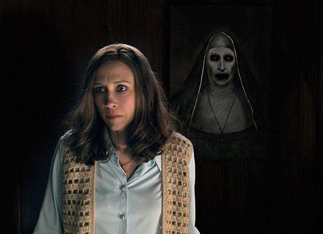 The Nun - La vocazione del male scena