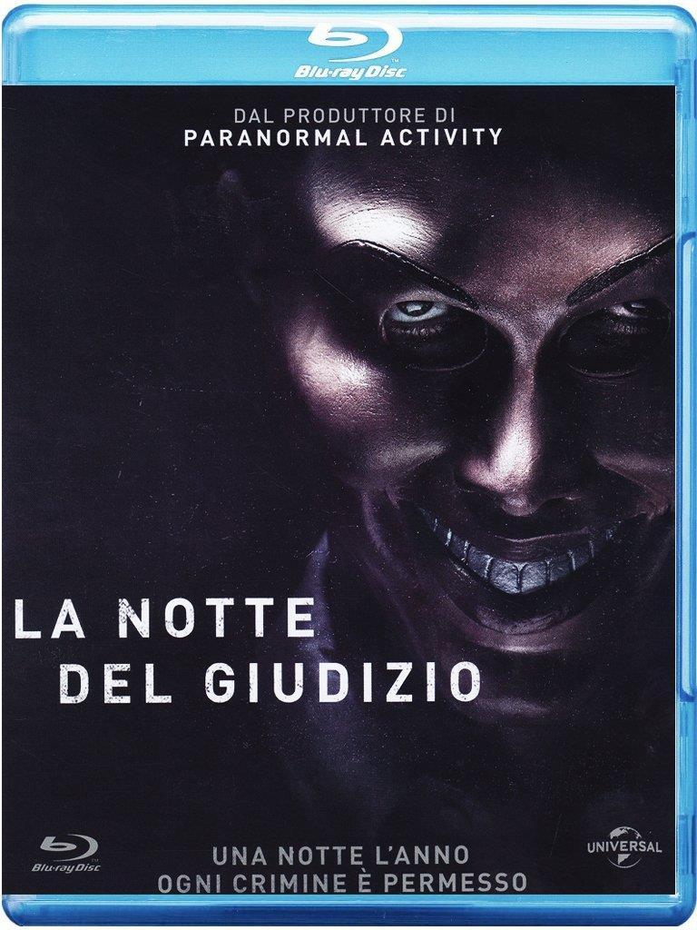 La notte del giudizio: l'edizione Blu-Ray