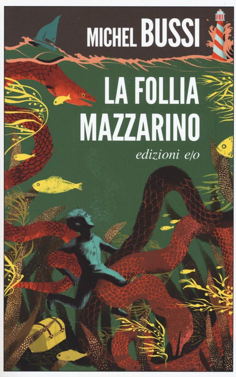 La copertina di La follia Mazzarino