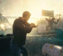 Screenshot di Quantum Break