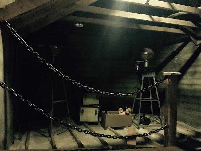 The Exorcist: lancio nella Escape Room Experience