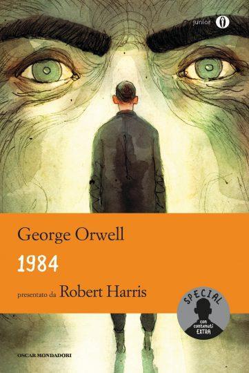 La copertina di 1984