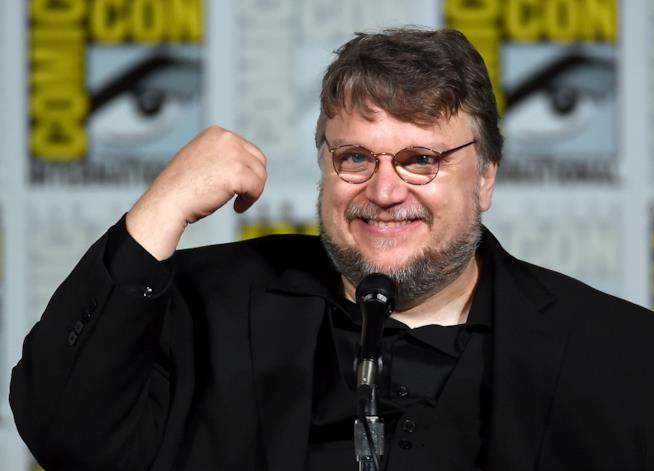 Guillermo del Toro, sceneggiatore, produttore e regista