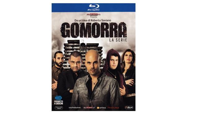 Gomorra cofanetto dvd