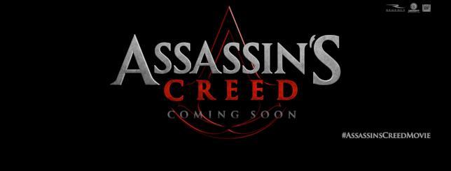 Il poster del film di Assassin's Creed