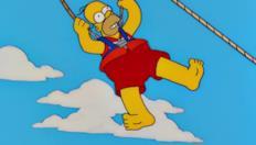 Homer alla berlina