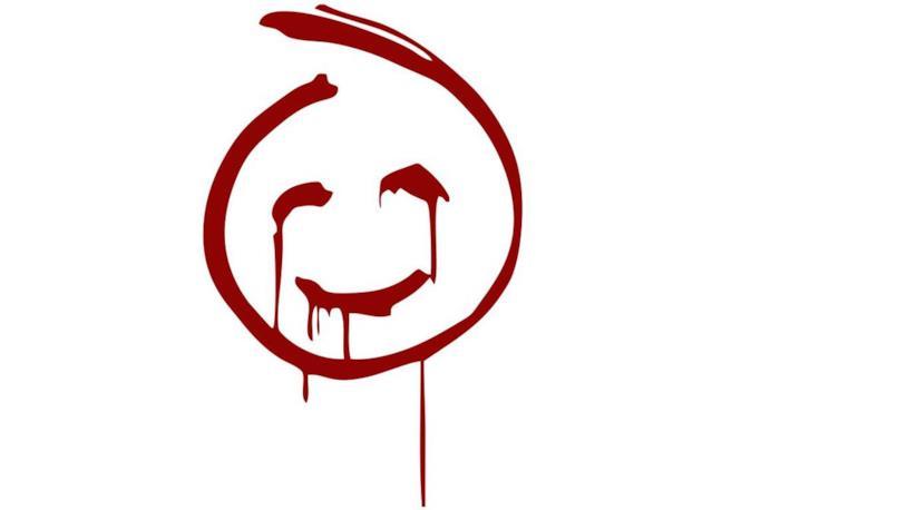 Il sorriso disegnato da John il Rosso nella serie TV The Mentalist