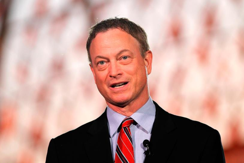L'attore Gary Sinise