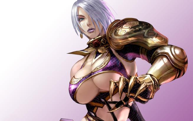 Ivy Valentine da Soul Calibur