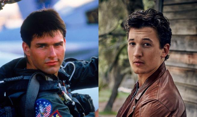 Top Gun: Maverick - Miles Teller sarà il figlio di Goose
