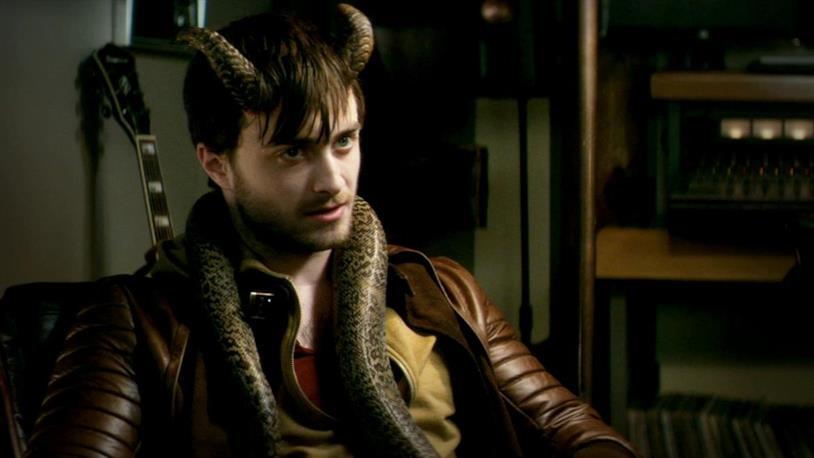 Daniel Radcliffe è un ragazzo che si sveglia con le corna in Horns