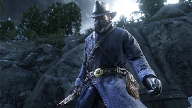 Arthur Morgan, protagonista di Red Dead Redemption 2