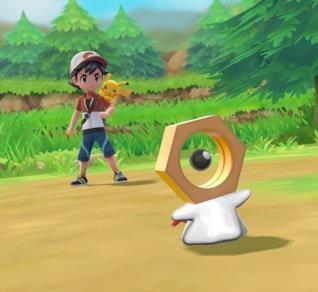 Meltan, il misterioso Pokémon di tipo Acciaio
