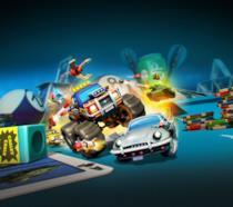 La copertina ufficiale di Micro Machines World Series