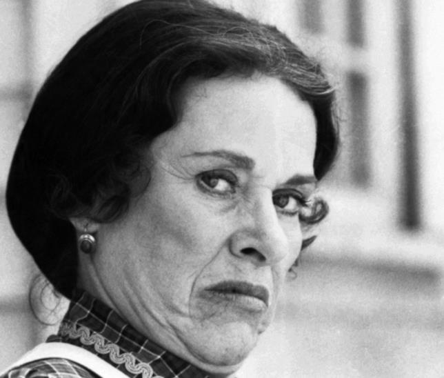 Harriet Oleson da La casa nella prateria