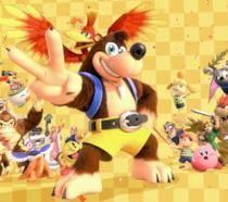 Banjo-Kazooie tra i lottatori di Super Smash Bros. Ultimate