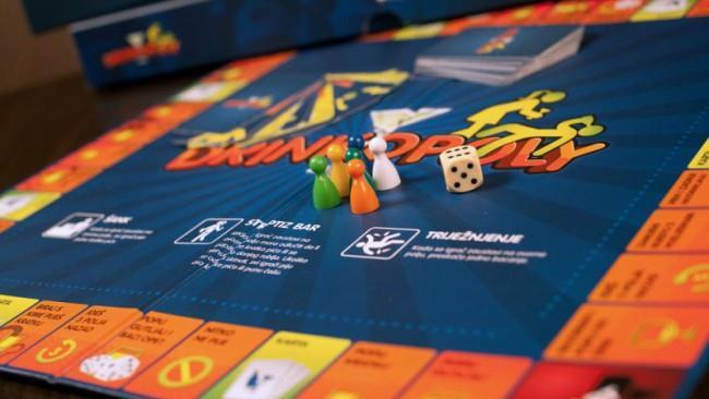 Drinkopoly è tra i giochi da tavolo più fuori di testa scovati a Lucca Comics 2017