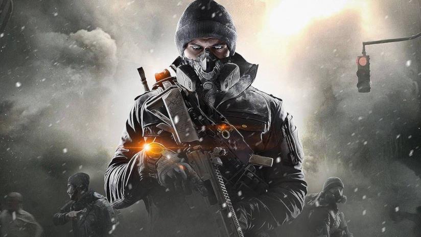 Uno degli agenti di Tom Clancy's The Division