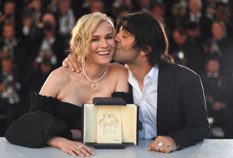 È Diane Kruger la miglior attrice di Cannes 70