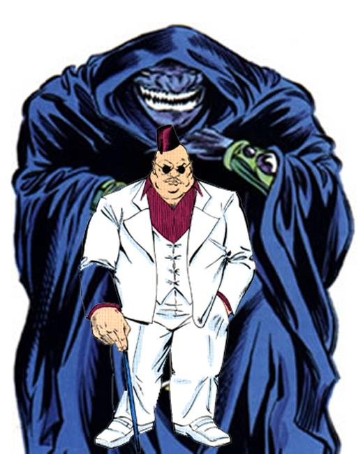 Amhal Farouk negli X-Men