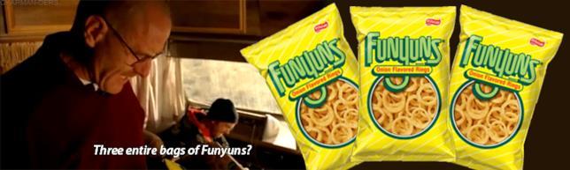 Funyuns, gli anelli di cipolla preferiti di Jesse Pinkman