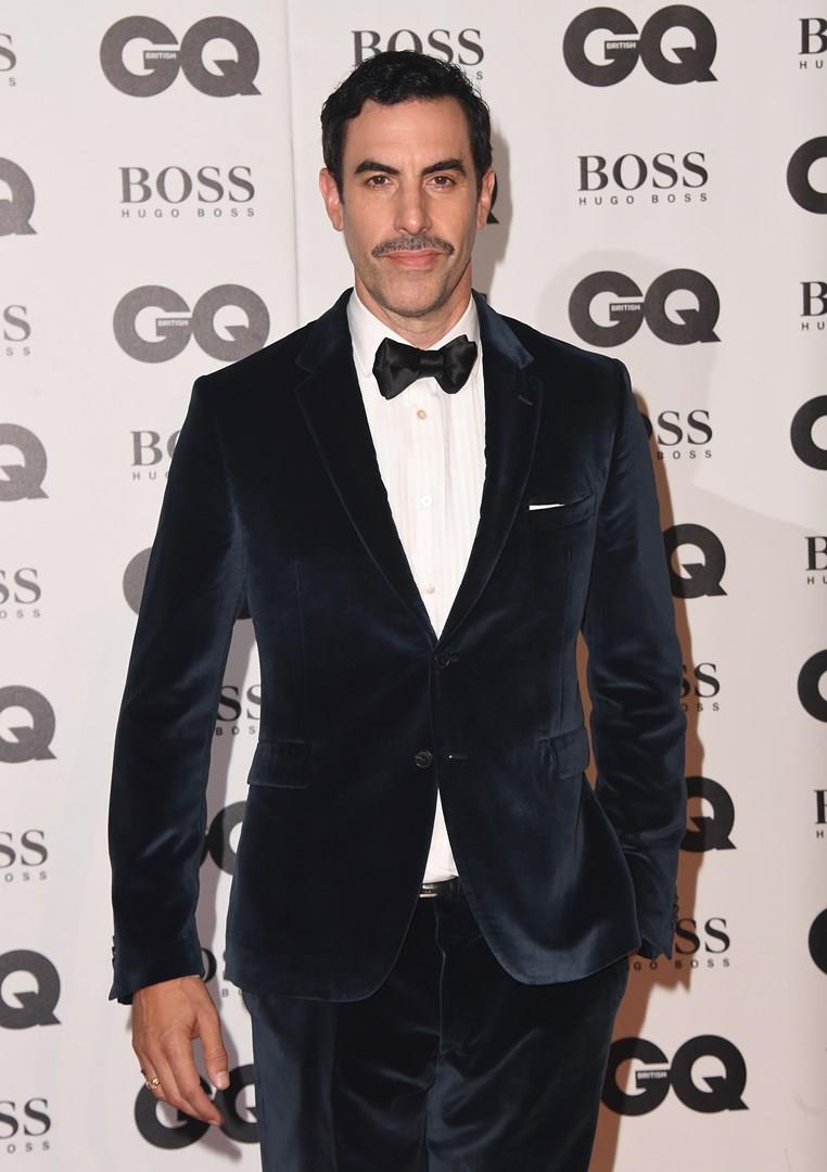 Sacha Baron Cohen GQ Men Of The Year Awards