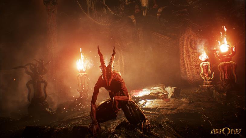 Agony è uno dei videogame più disturbanti di sempre