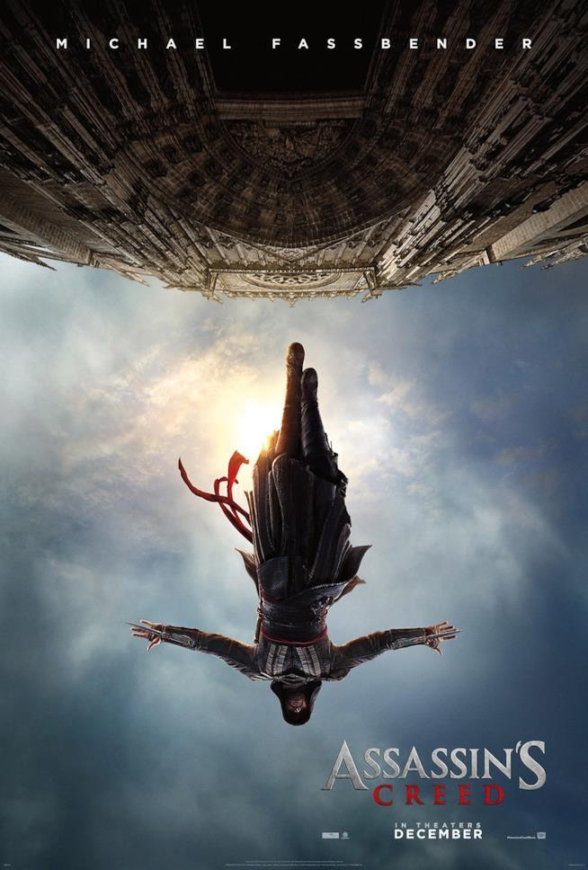 Poster del film Assassin's Creed