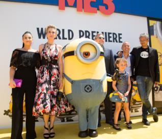 Despicable Me 3 - Cattivissimo Me 3: gallery fotografica della première a Los Angeles
