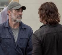 The Walking Dead: Negan e Daryl
