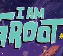 Il titolo del primo albo dedicato a Baby Groot