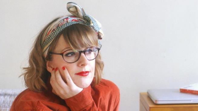 Primo piano a colori in stile vintage di Laura Jane Williams