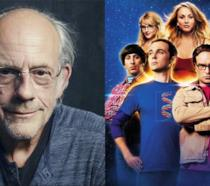 he Big Bang Theory e Christopher Lloyd