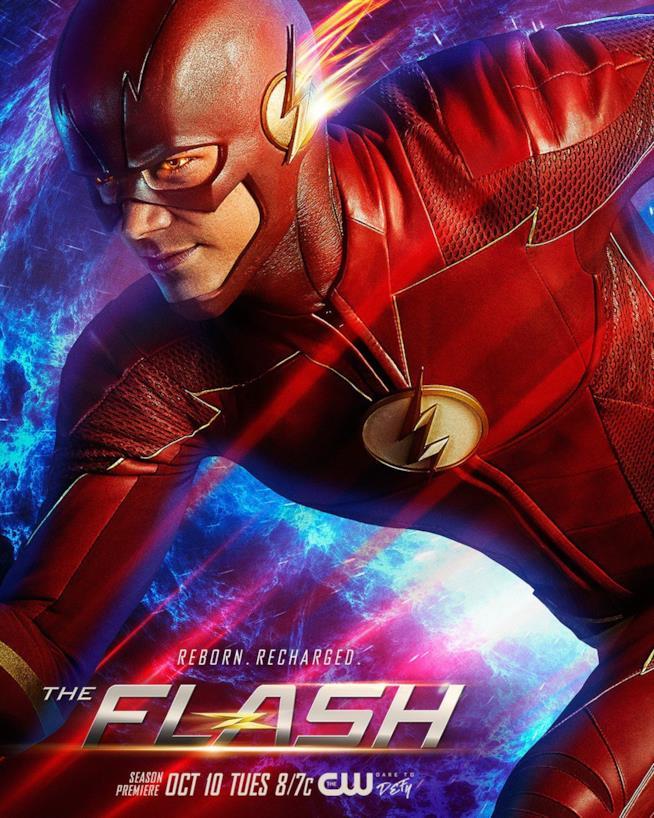 Un nuovo costume per Barry Allen