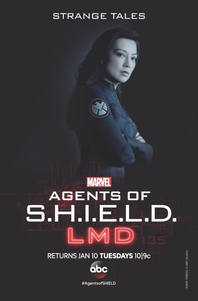 Il poster di presentazione della quarta stagione
