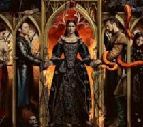 I poster ufficiali del cast  di Salem 3 al complet