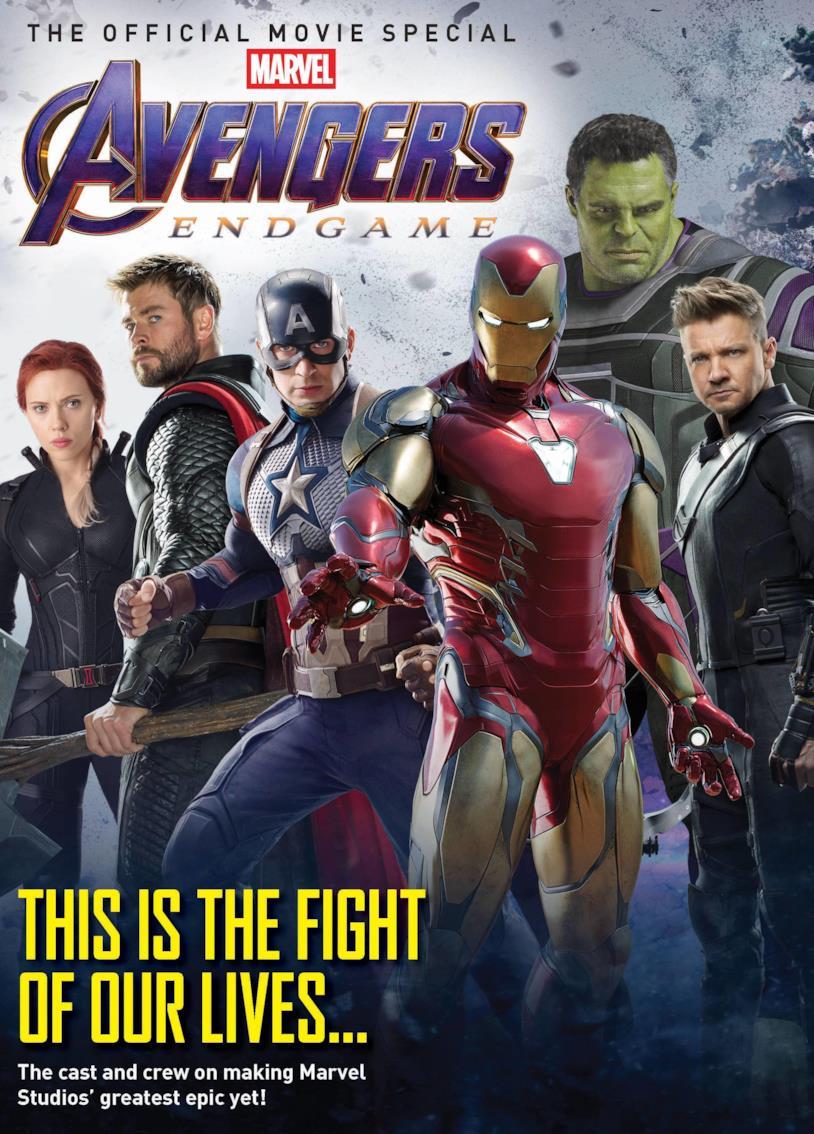 Una lussuosa edizione da collezione che entra nel dettaglio nei film Avengers: Infinity War e Avengers: Endgame