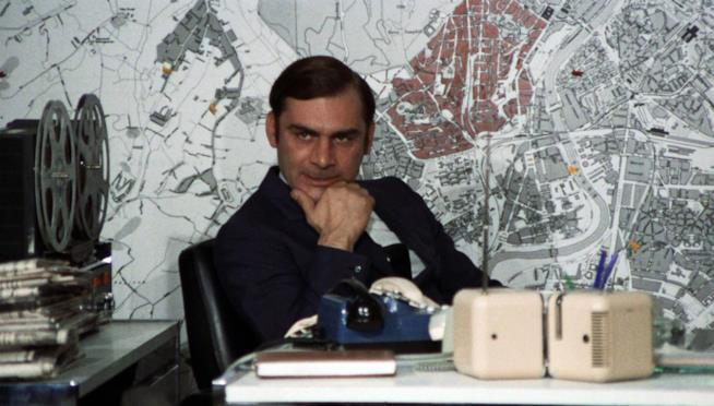 Gian Maria Volontè in una scena del film