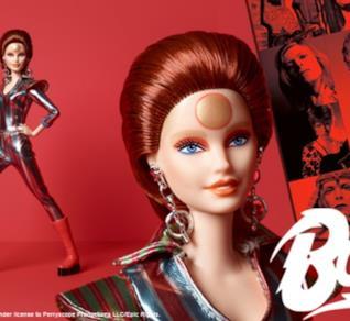Barbie Space Oddity