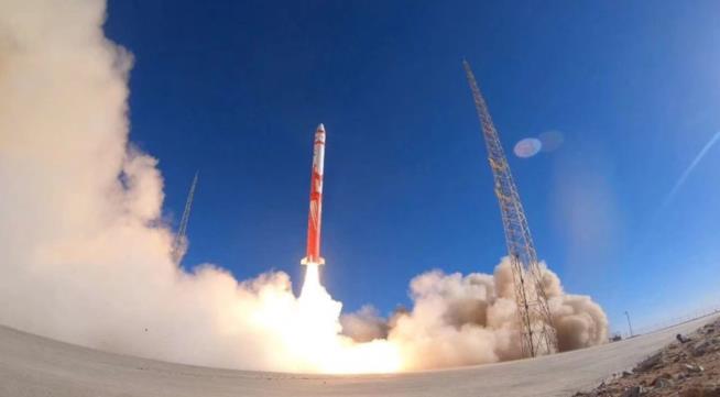 Fallito il lancio satellitare di LandSpace