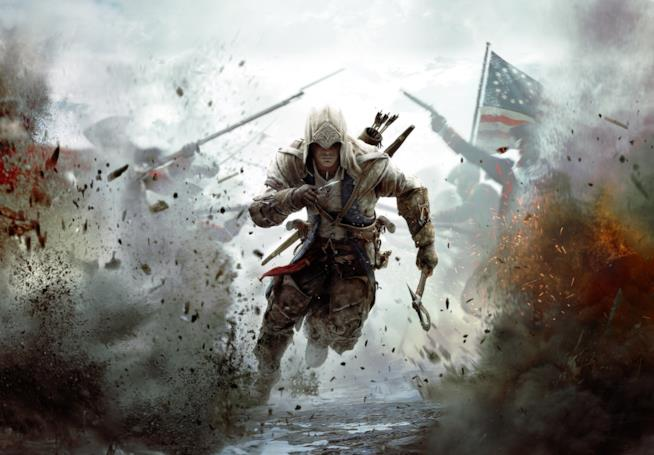 Connor Kenway è il protagonista di Assassin's Creed 3