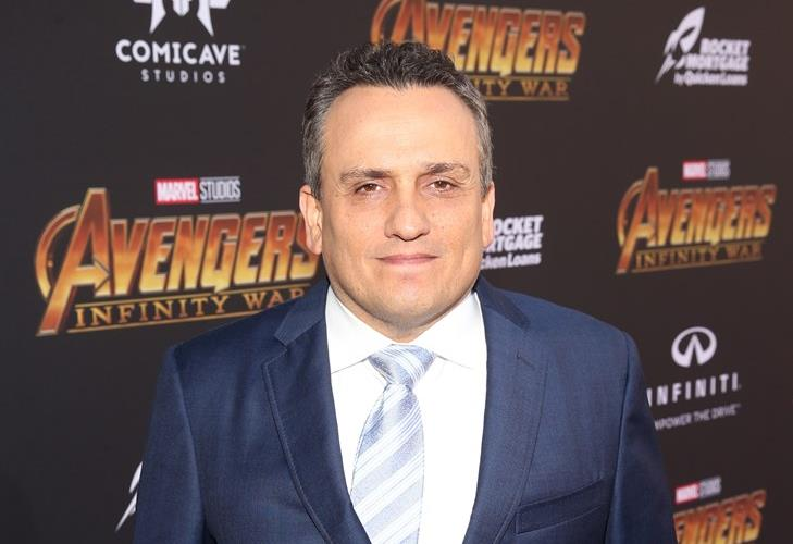 Joe Russo alla premiére di Avengers: Infinity War