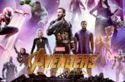 Gli Avengers protagonisti di Infinity War