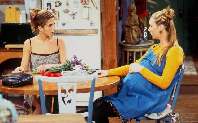 Phoebe porta in grembo i figli di suo fratello