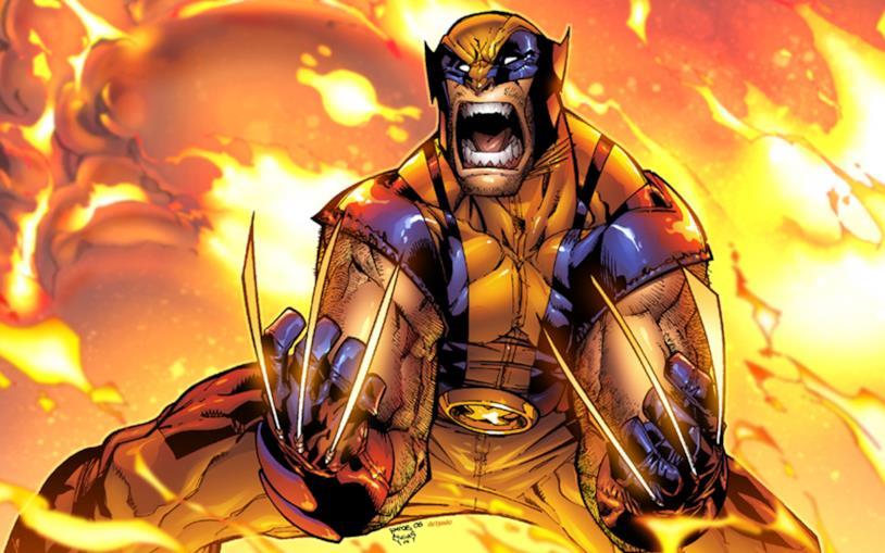 Wolverine, il migliore in quello che fa